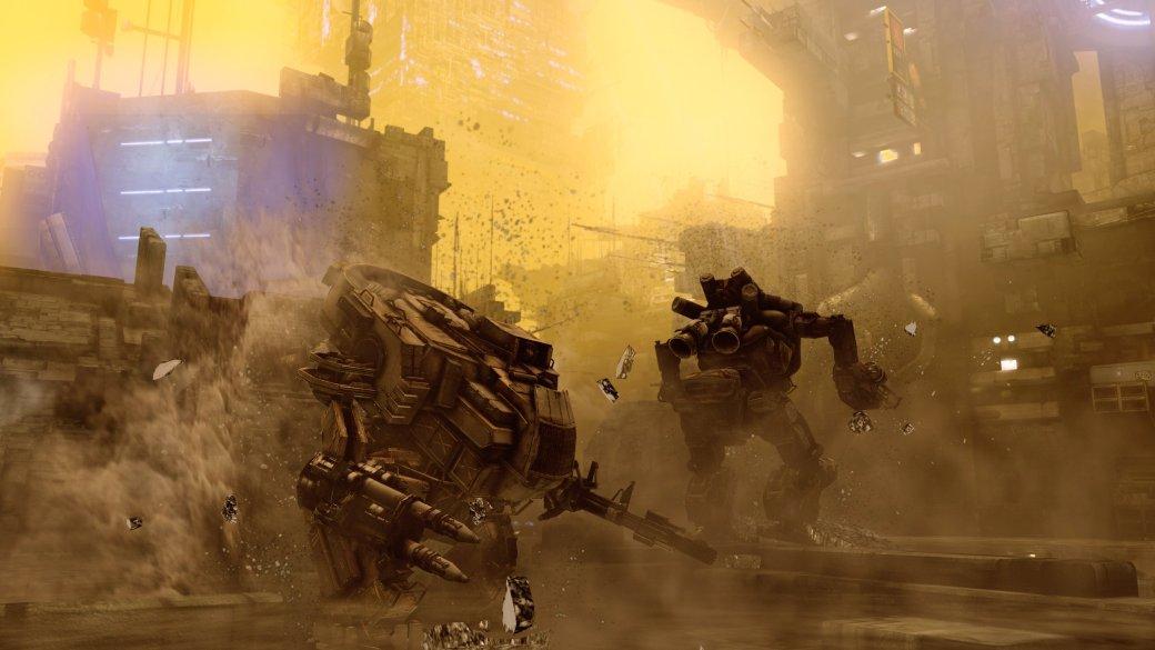 Mechwarrior Online VS Hawken: Битва роботов - Изображение 6
