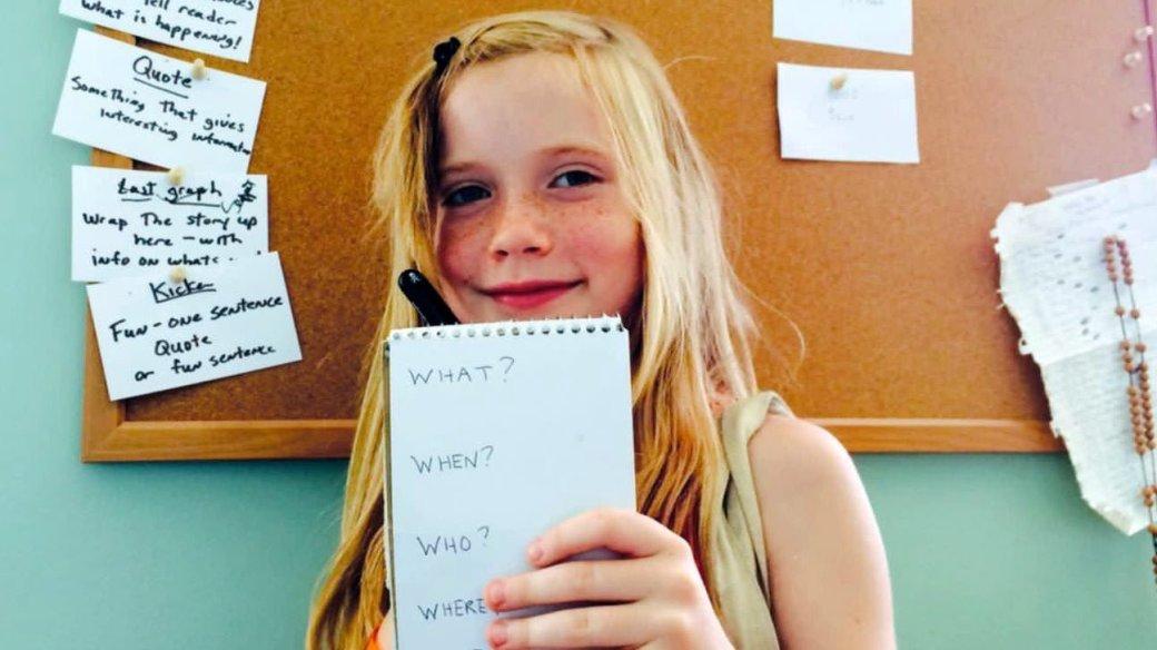 По детективным книгам 9-летней репортерши снимут сериал - Изображение 1