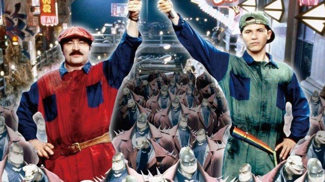 Режиссер экранизации Super Mario Bros. вспоминает трудные съемки - Изображение 1