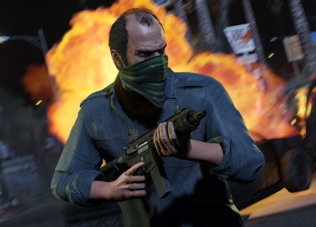 Grand Theft Auto V: обзор пользователя - Изображение 1