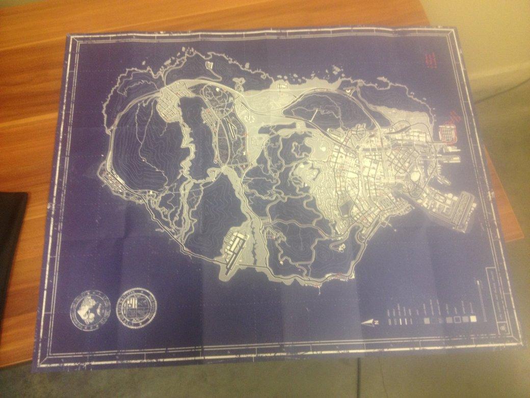Распаковка коллекционного издания GTA 5 - Изображение 3