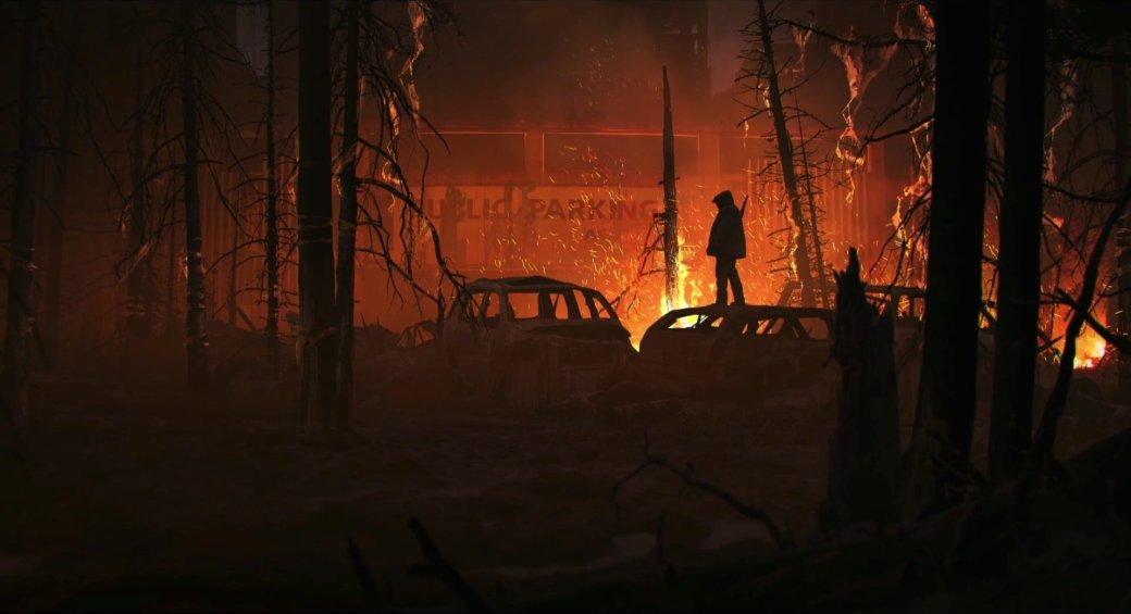 Где пройдут события The Last ofUs: Part2? Интерактивная карта серии. - Изображение 1