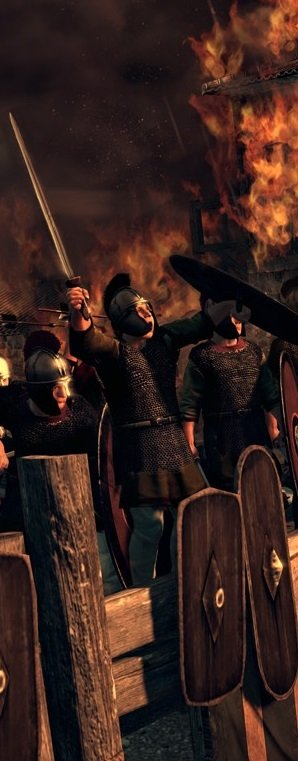 Ведущий художник Total War: Attila об эпохе и исторической ценности - Изображение 2