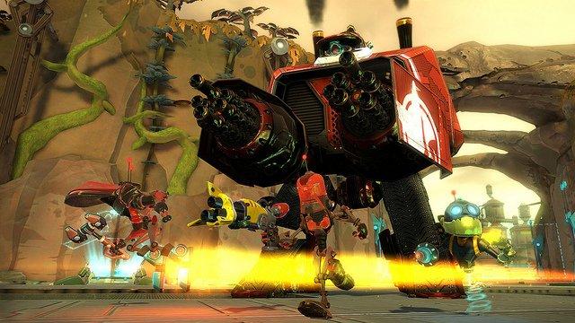 Объявлена дата выхода десятой части Ratchet & Clank - Изображение 1