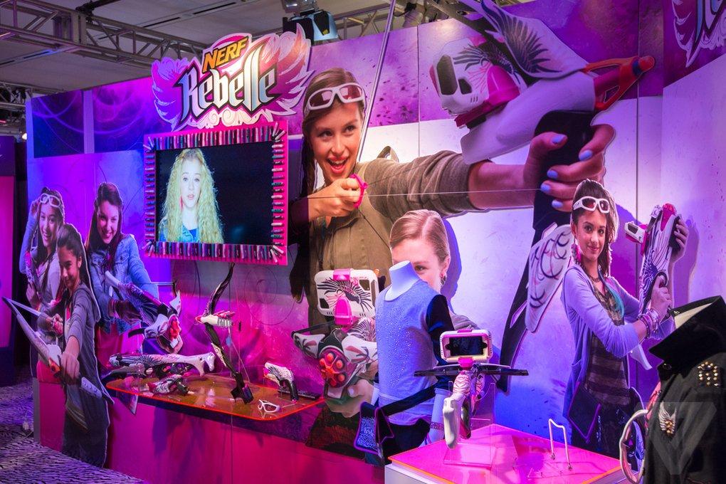 Toy Fair Show 2013: Картинки с выставки - Изображение 9