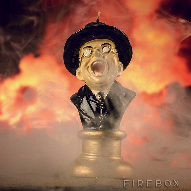 Плавящегося нациста из «Индианы Джонса» превратили в свечу - Изображение 2