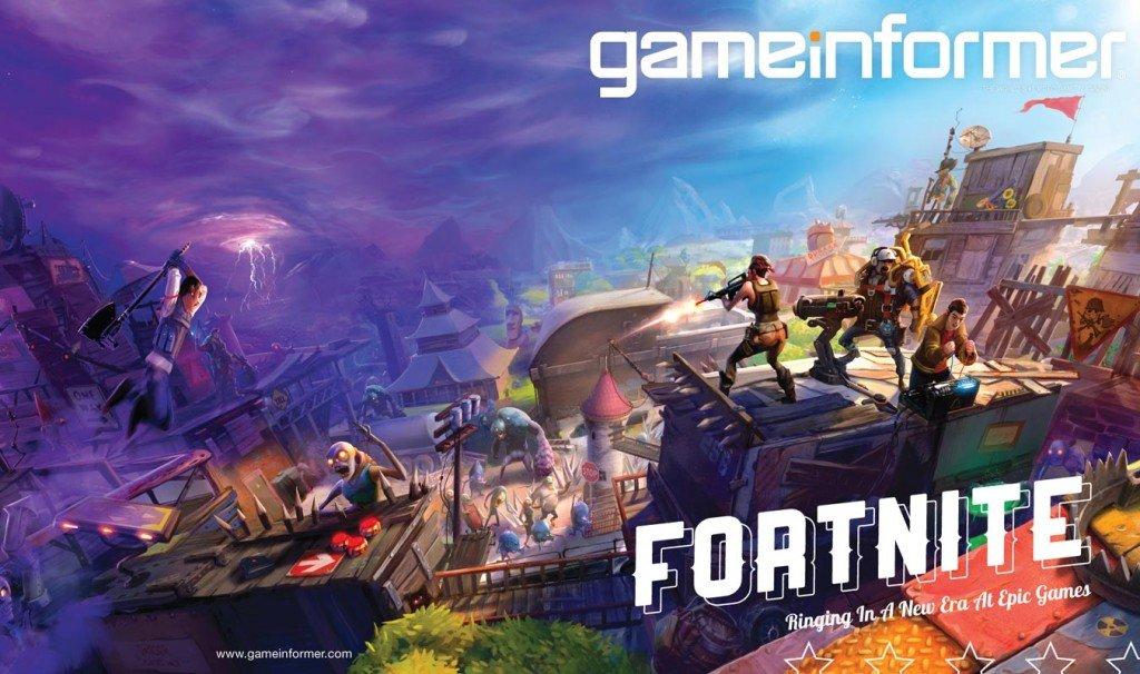 Новые подробности Fortnite - Изображение 1