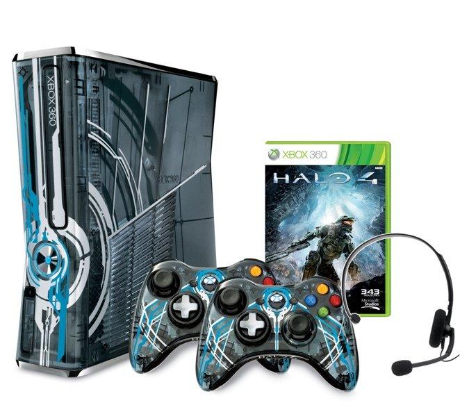 К релизу Halo 4 выпустят специальную версию Xbox 360 - Изображение 1