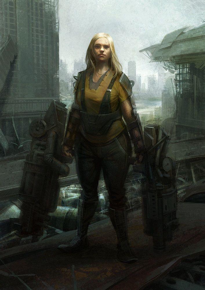 Лучший арт мира Fallout - Изображение 29