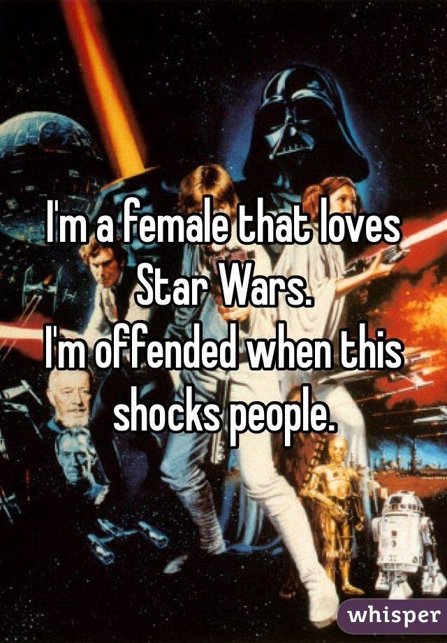 Что думают женщины о «Звездных войнах»: 15 мнений. - Изображение 1