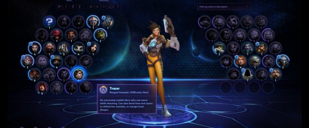 Blizzard хочет добавить еще героев из Overwatch в Heroes of the Storm - Изображение 1
