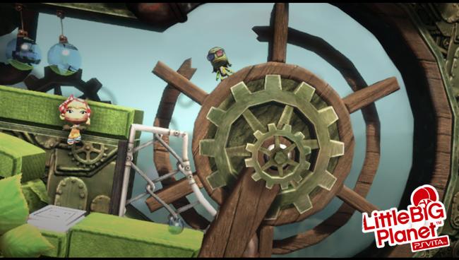 Little Big Planet: впечатления от версии для PS Vita  - Изображение 2