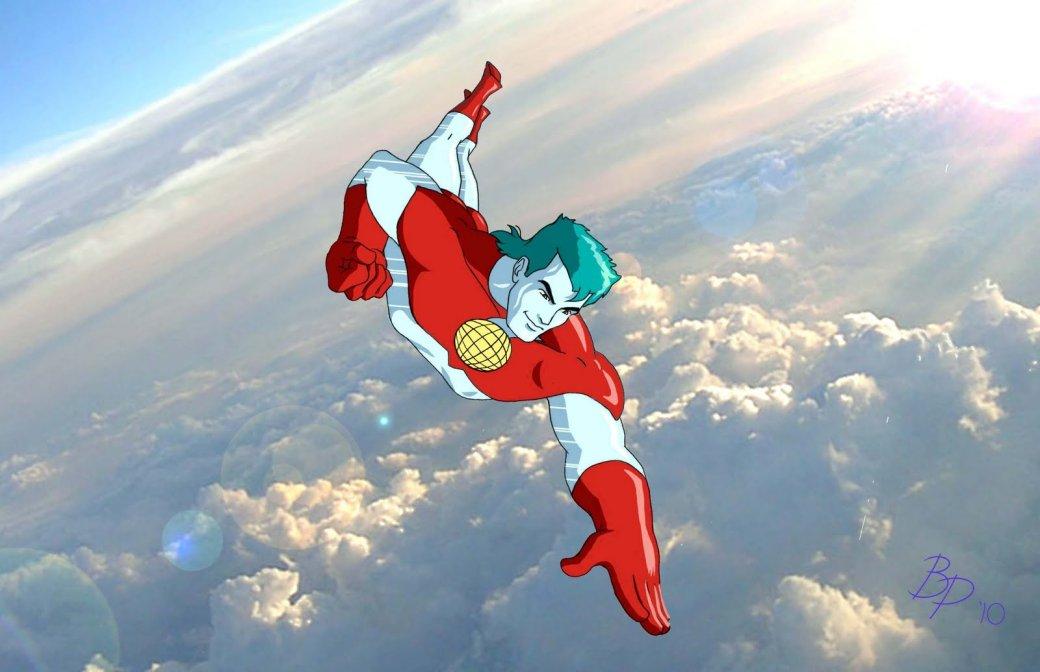 Мультсериал про Капитана Планету станет фильмом и игрой. - Изображение 1