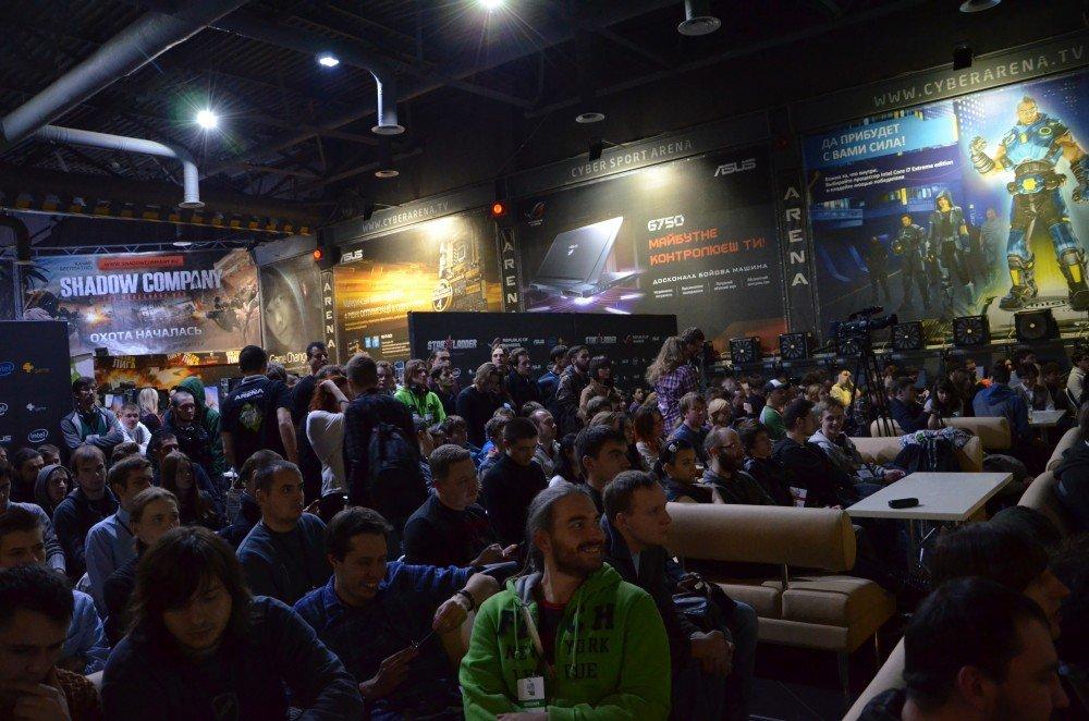 Арт вместо борща: репортаж с #GamesNightKiev  - Изображение 4