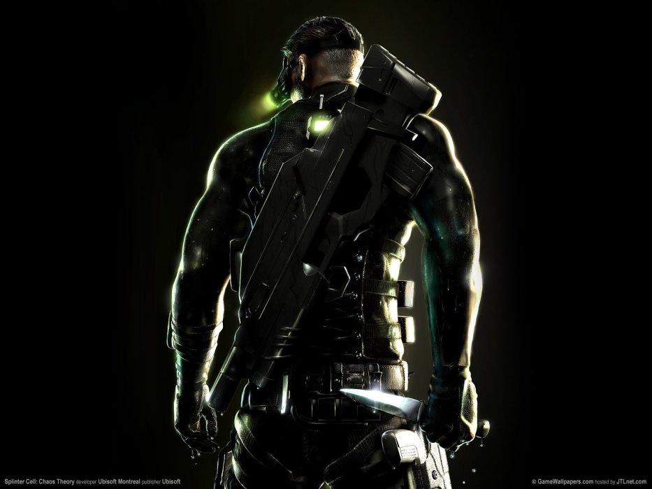 Splinter Cell: От Теории Хаоса до Чёрного списка . - Изображение 1