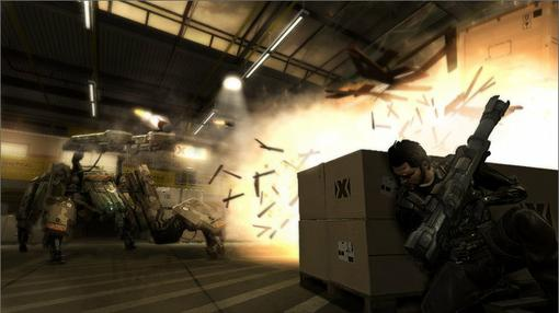 Deus Ex: Human Revolution. Впечатления от игромировской демки - Изображение 3