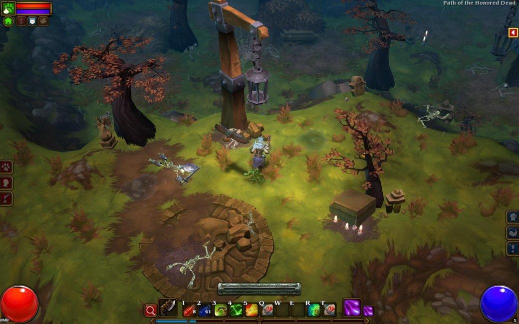 В Torchlight 2 добавили редактор уровней - Изображение 1