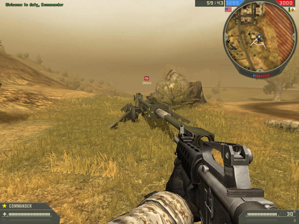 От Battlefield 2 к Battlefield 3. Часть первая - Изображение 6