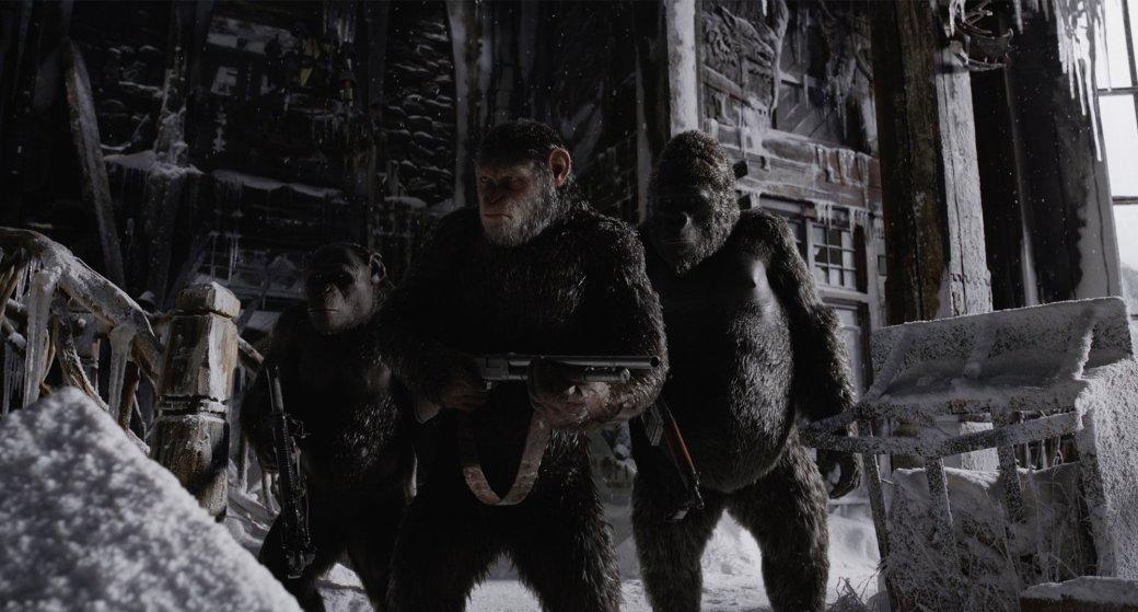 Что нужно знать о«Планете обезьян» перед походом вкино. - Изображение 6