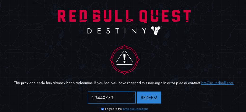 Как игроки сорвали совместную акцию Red Bull и Destiny - Изображение 3