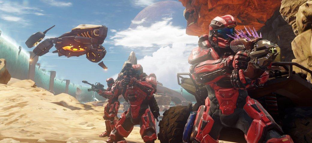 Рецензия на Halo 5: Guardians. Обзор игры - Изображение 5