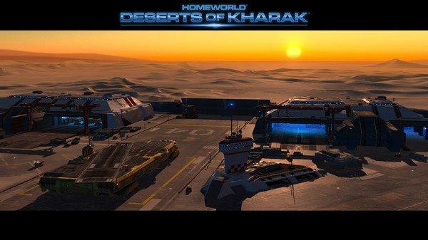 Homeworld: Deserts of Kharak вышла в Steam - Изображение 1