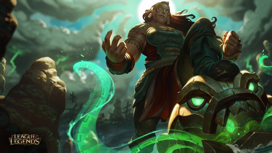 League of Legends: новый чемпион, предсезон 2016, легендарная Тристана - Изображение 1