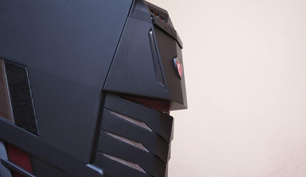 MSI Aegis Ti— мощный игровой PCсбольшим потенциалом для апгрейда - Изображение 1