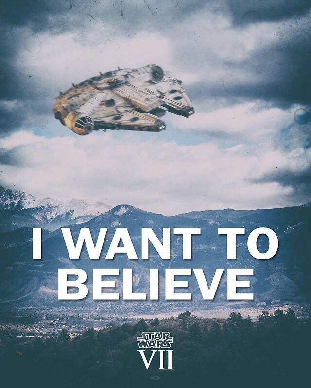 Фанатские постеры Star Wars: Episode VII - Изображение 13