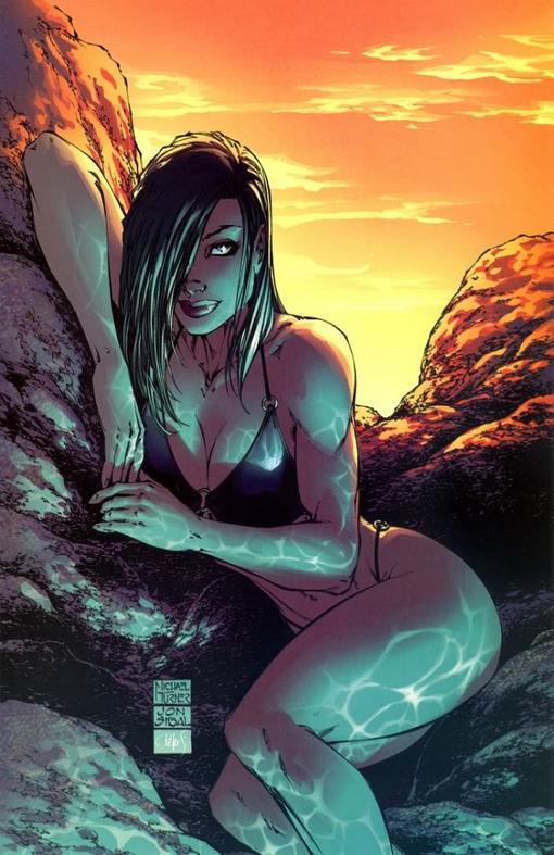 Девочки-припевочки или весеннее обострение в комиксах ч.2 - Изображение 33