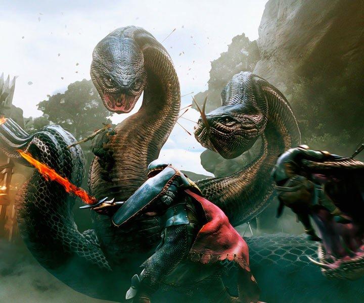 Пахнет жареным: 8 игр с драконами - Изображение 1