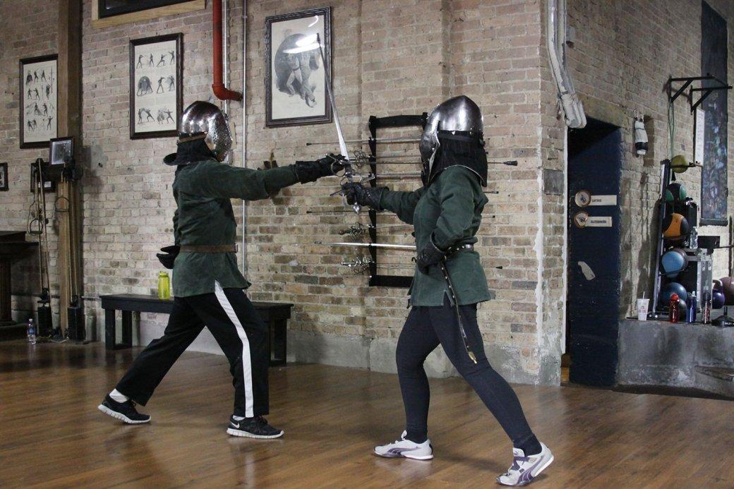 Как любителей «Игры престолов» учат настоящему бою на мечах - Изображение 6