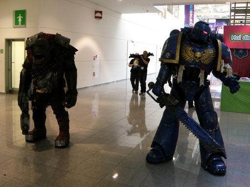 GamesCom 2011. Впечатления. Booth babes, косплей и фрики - Изображение 19