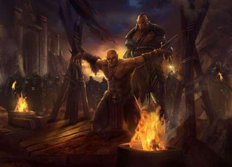 Alaloth: Champions of the Four Kingdoms – изометрическая Dark Souls. - Изображение 1
