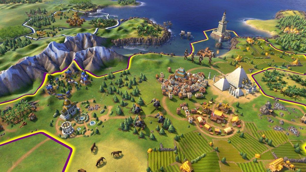 Все важные подробности Civilization VI - Изображение 3