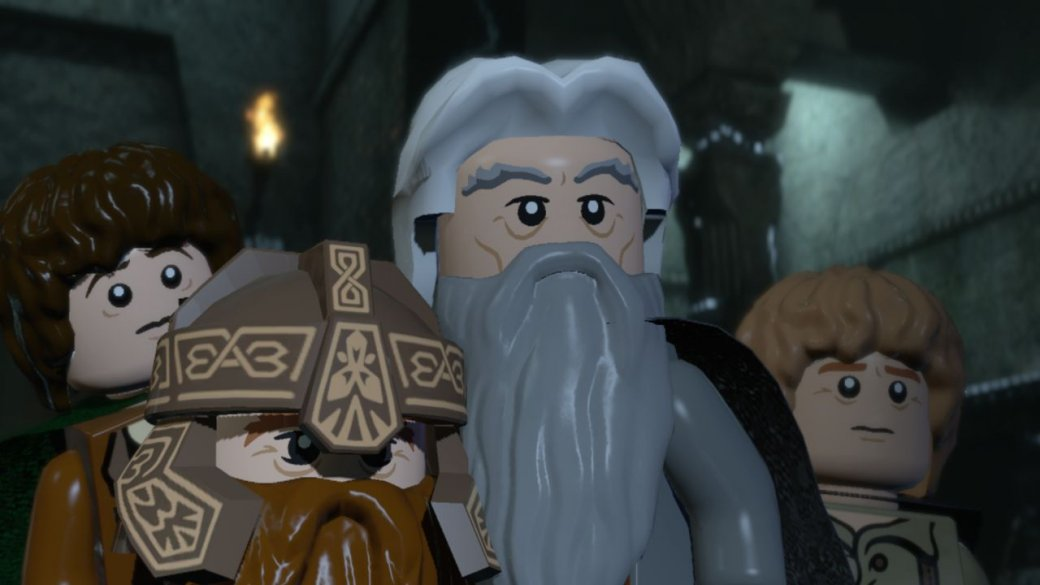 Gamescom 2012: LEGO Lord of the Rings - Изображение 1