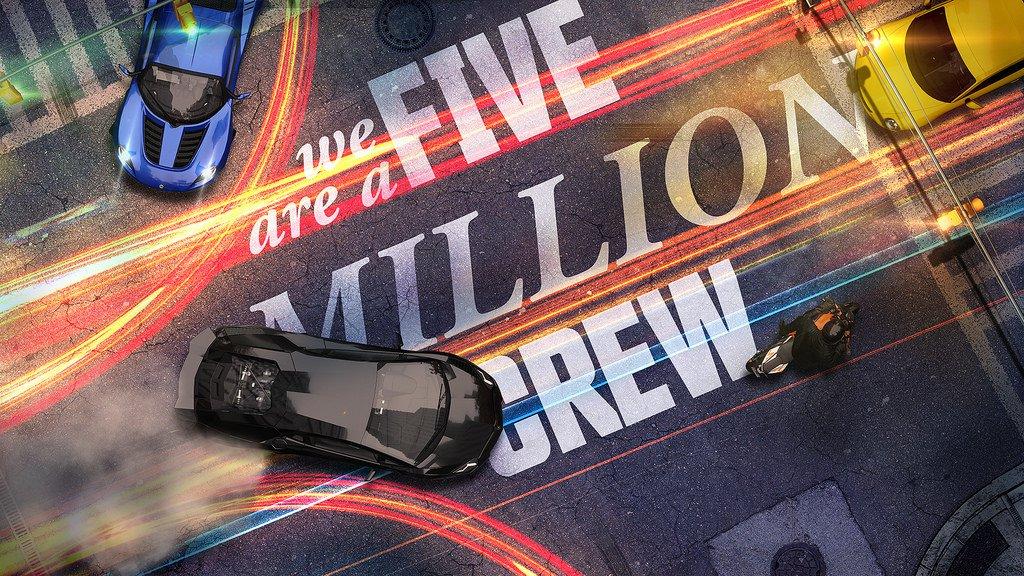 В The Crew сыграло более пяти миллионов человек - Изображение 1
