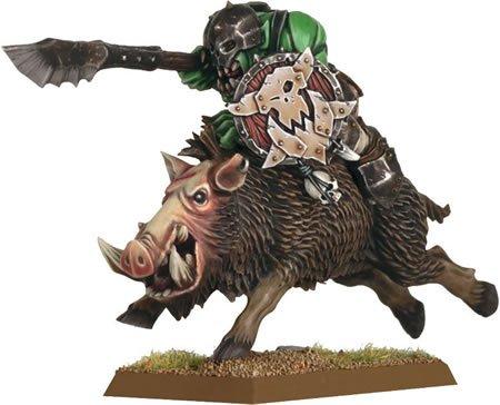 Дикие орки на кабанах врываются в Total War: Warhammer. - Изображение 1