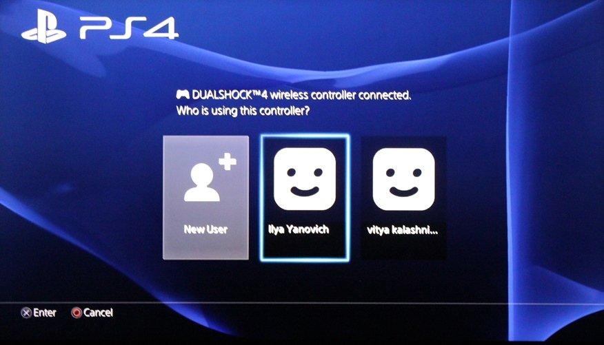Интерфейс PlayStation 4 - Изображение 1