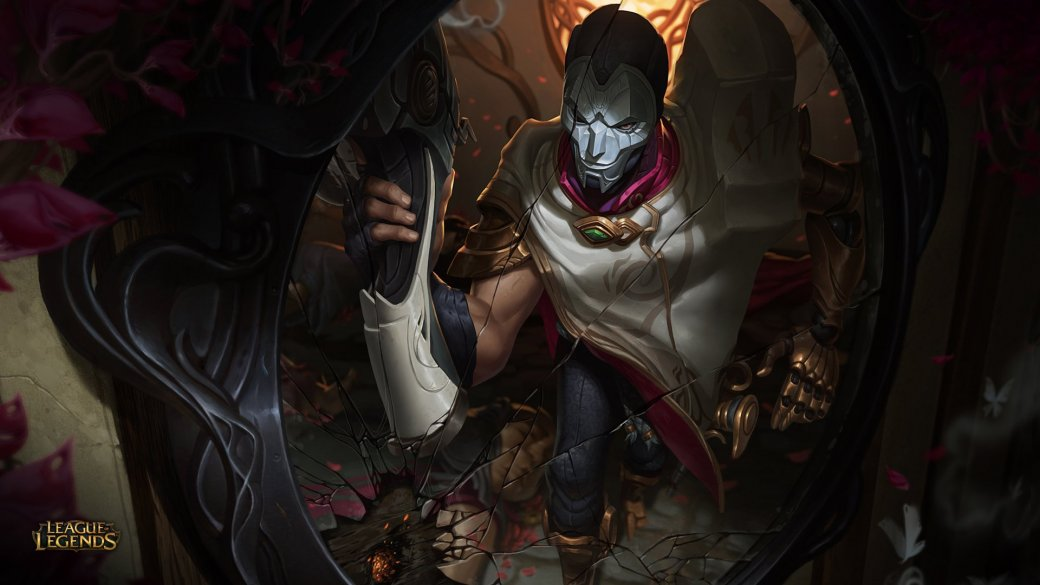 В League of Legends скоро появится новый стрелок: представляем Джина - Изображение 1