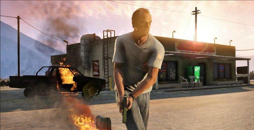 Take-Two отгрузила 33 млн копий Grand Theft Auto 5  - Изображение 1