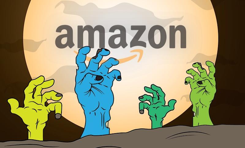 Amazon отменит все правила в случае реального зомби-апокалипсиса - Изображение 1