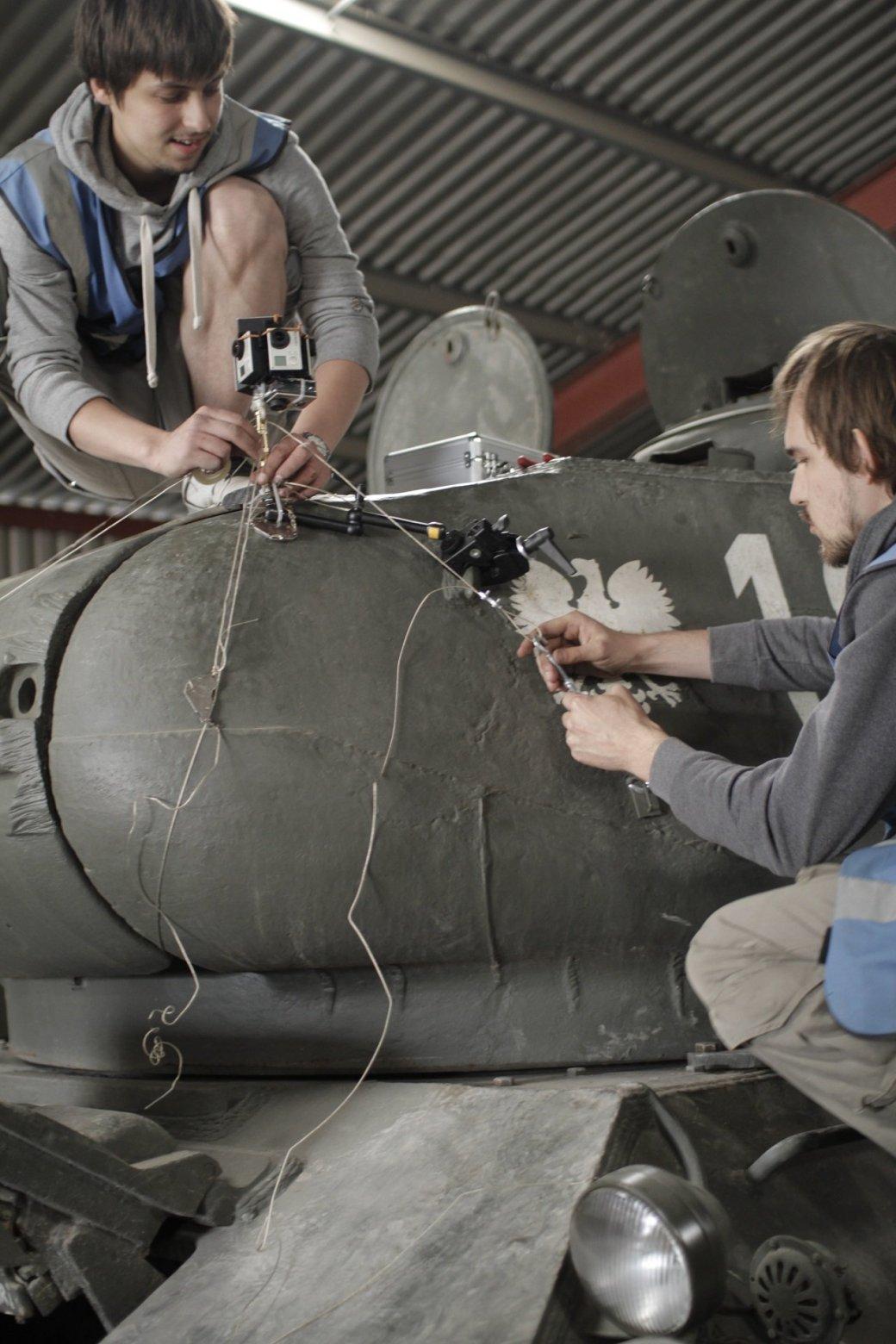 Виртуальная поездка на танке - Изображение 4