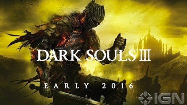 Dark Souls 3 выйдет в начале 2016-го - Изображение 1