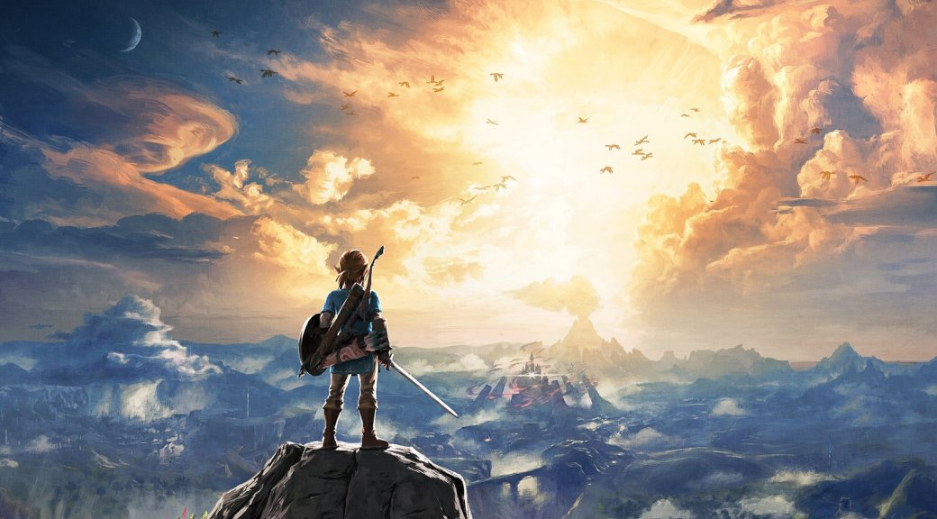 Рецензия на The Legend of Zelda: Breath of the Wild - Изображение 1