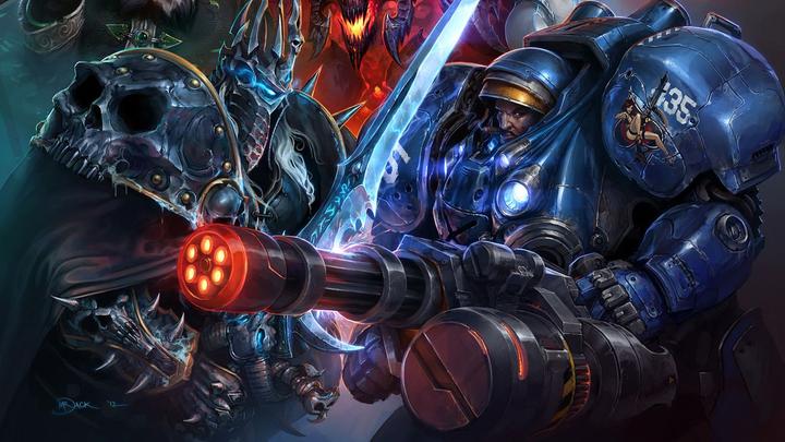 Heroes of the Storm выйдет 2 июня - Изображение 2