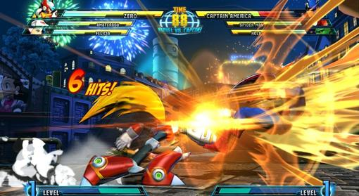 Marvel vs. Capcom 3: Fate of Two Worlds. X-Man vs. Streer Fighter. Превью - Изображение 4