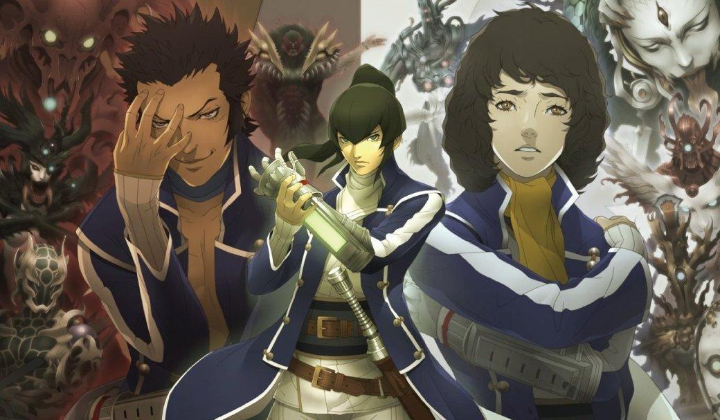 Shin Megami Tensei 4 доберется до Европы в сентябре - Изображение 1