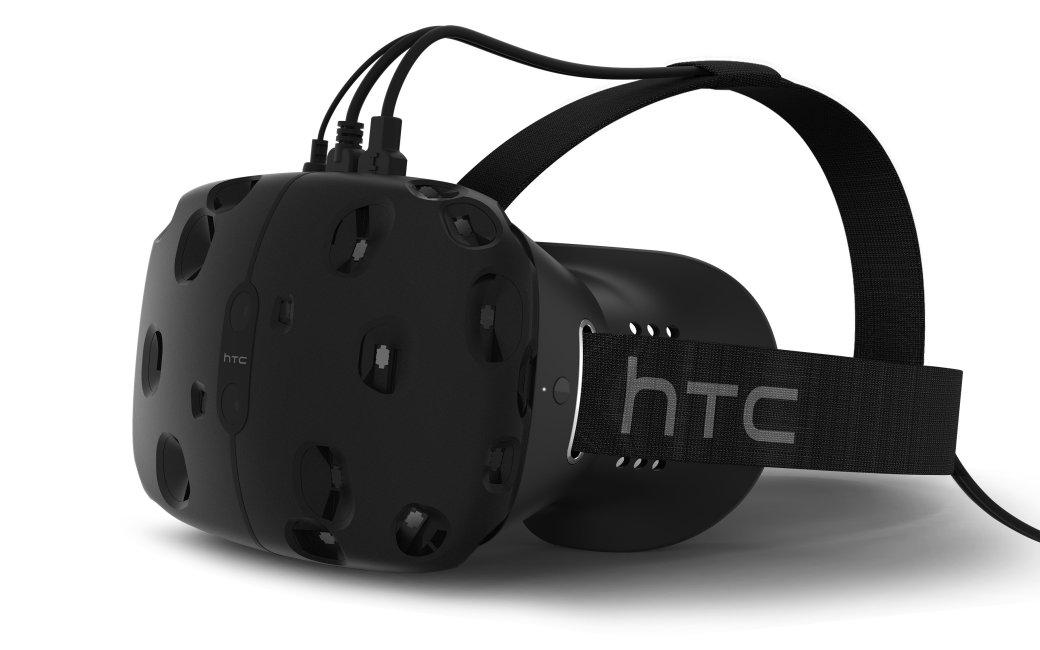 Vive VR от HTC и Valve поступит в продажу в начале 2016 года - Изображение 1