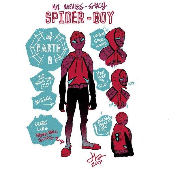 Финал кроссовера Человека-паука Майлза Моралеса и Гвен-паук - Изображение 13